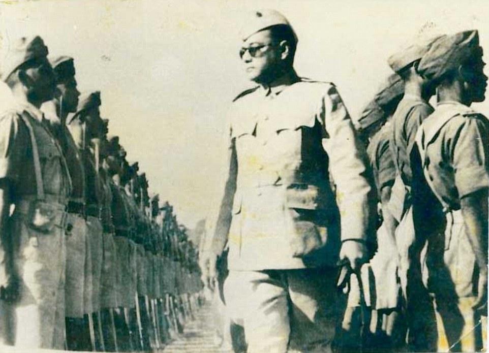 Netaji Quotes Netaji With Army