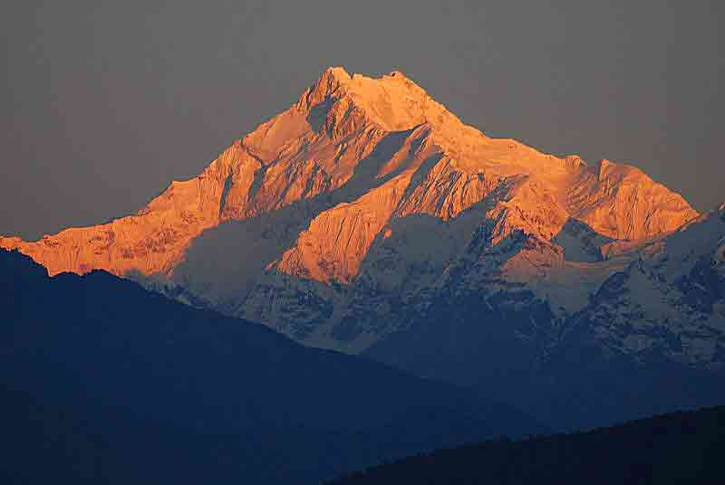 Honeymoon-Kanchenjunga