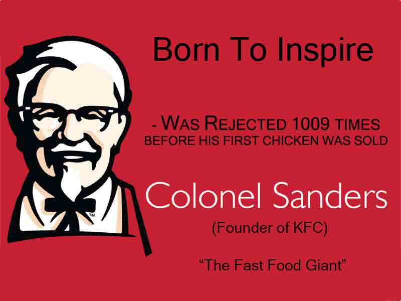 KFC Founder Success Story