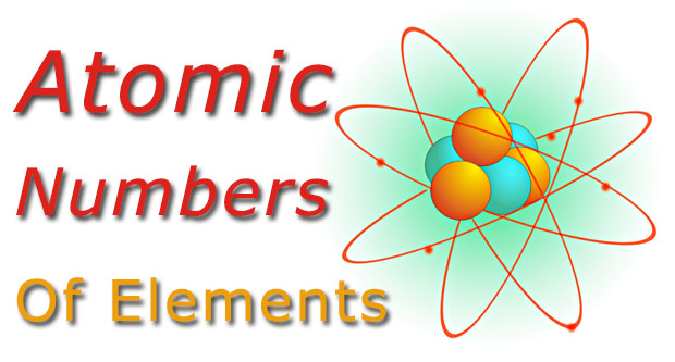 atomic-numbers