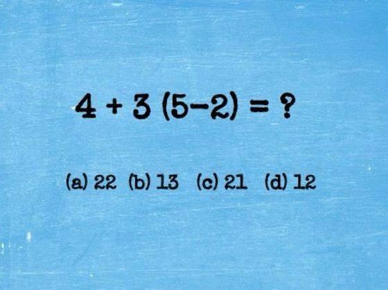 Math Puzzle set1