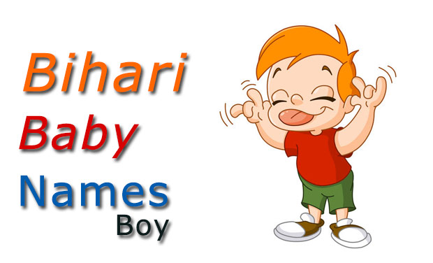 Bihari baby boy names and meanings