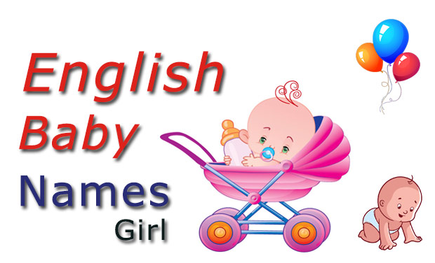English-baby-girl-names