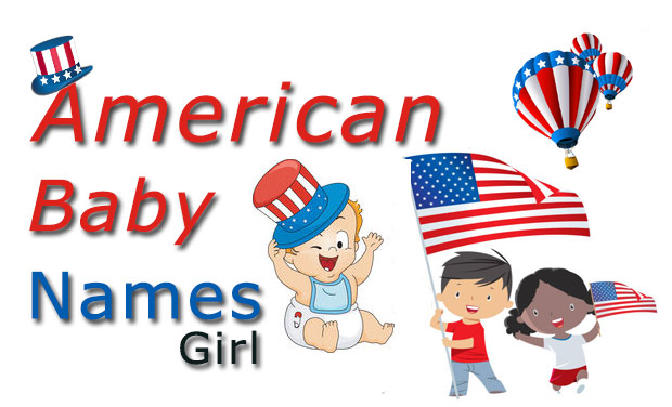 American Baby Girl Names and Meanings - CheckAll in