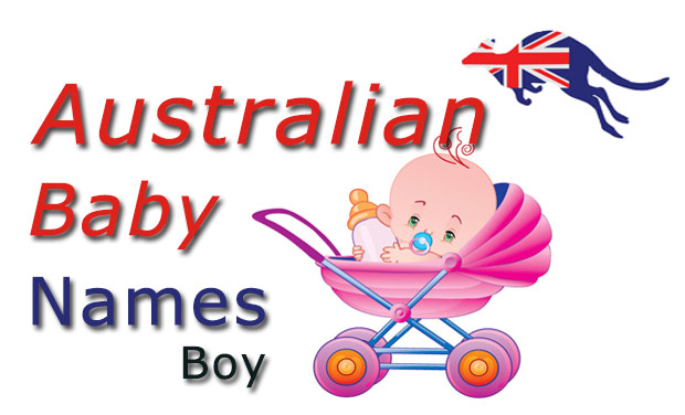 Australian baby boy names and meanings