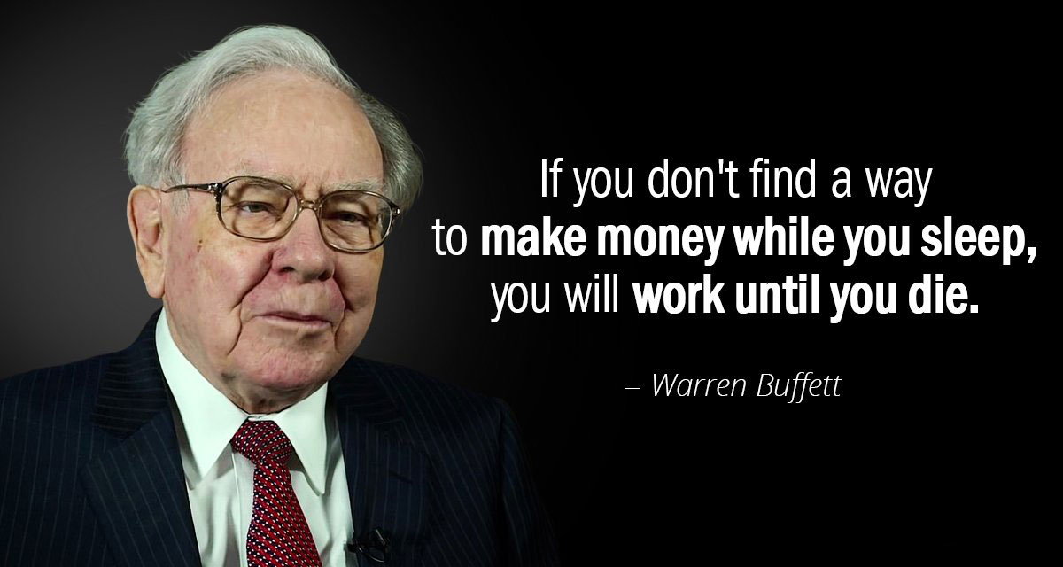 warren buffett motivational quotes