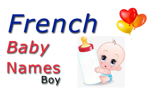 French-baby-boy-names