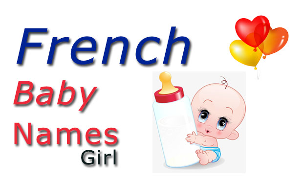 French baby girl names and meanings