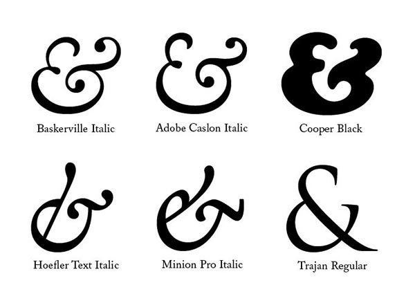 Ampersand lost letters of the English alphabet